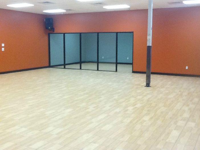 Aerobics facility in Lafayette, LA